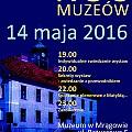 Europejska Noc Muzeów w Muzeum w Mrągowie